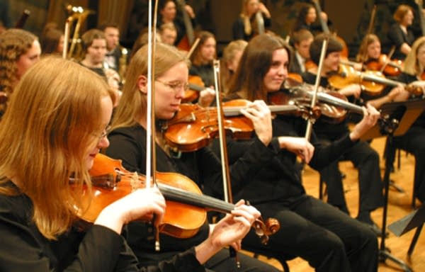 Luther College Symphony Orchestra