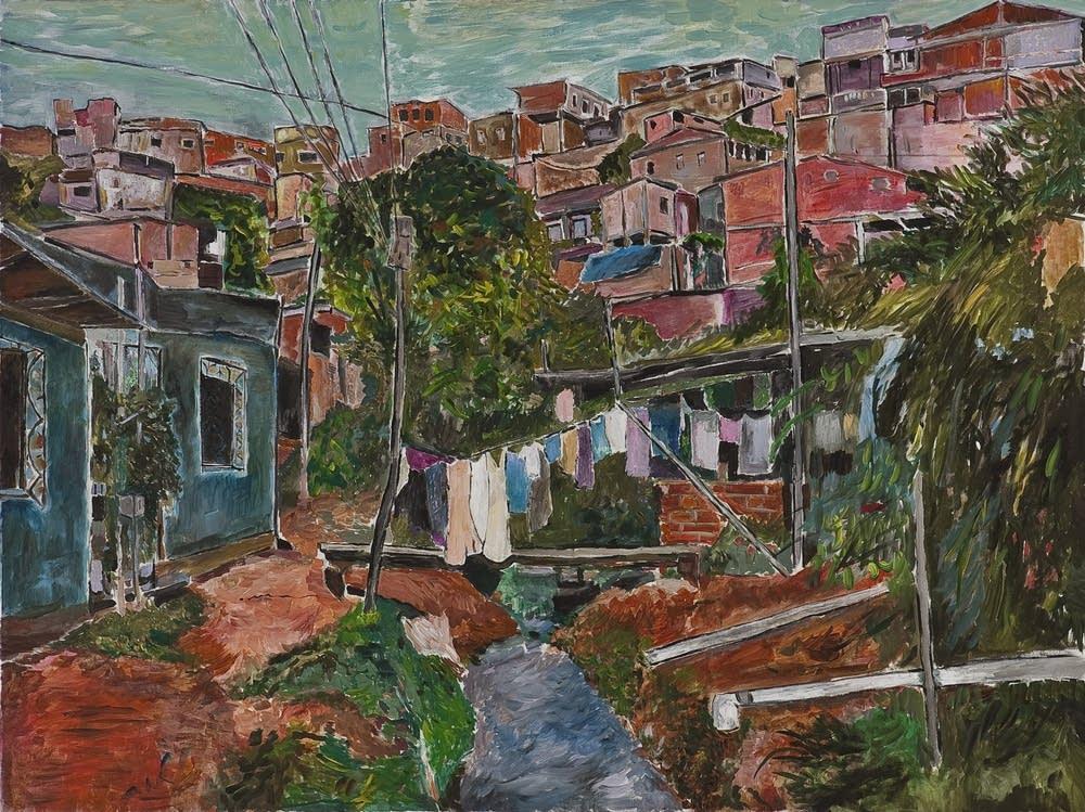 Favela Villa Broncos