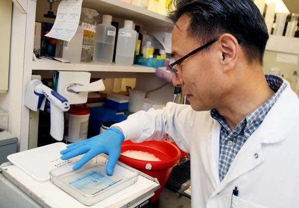Researcher Young-soo Han