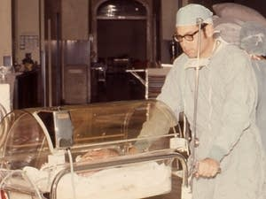 The first unit at the Hennepin Healthcare NICU was called A5.