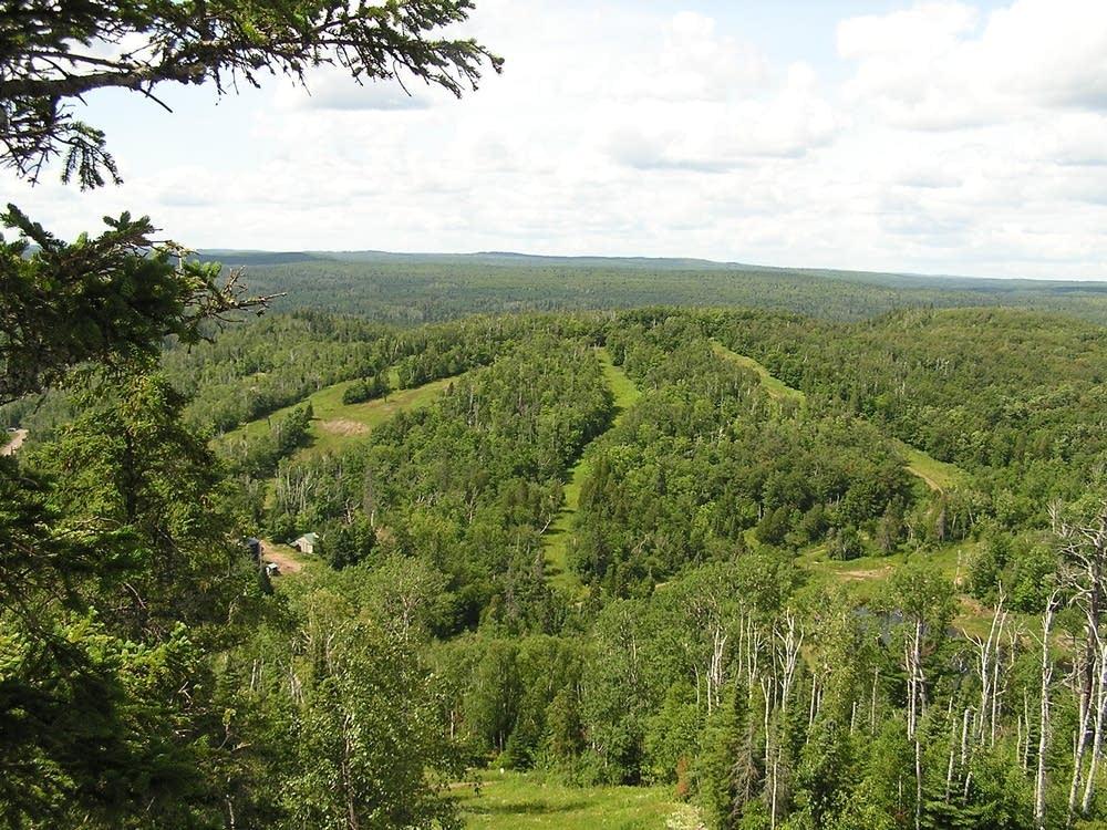 Sawtooth Range