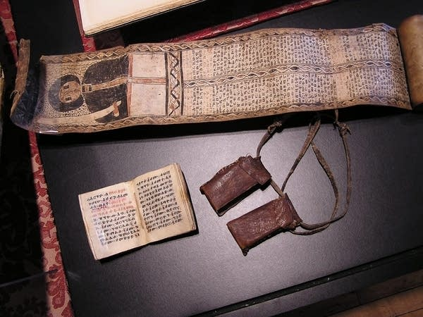 Ethiopian Scroll of Protection