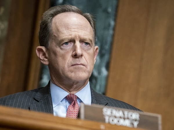 Sen. Pat Toomey of Pennsylvania