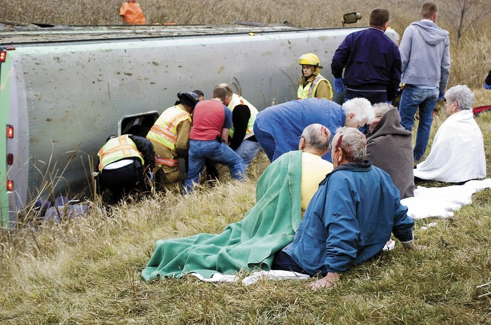 Nov. 2009 bus crash
