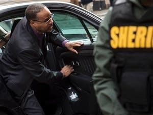 Baltimore Police Officer Caesar Goodson Jr.