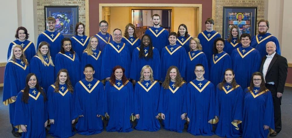 Christus Chorus of Concordia University St Paul
