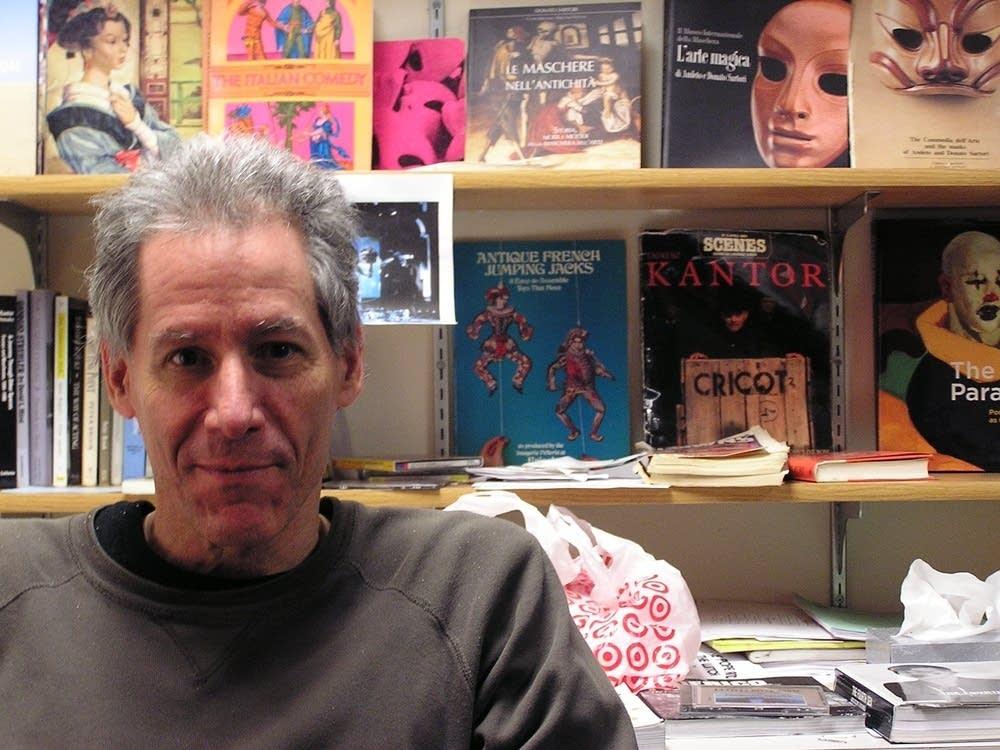 Director Bob Rosen