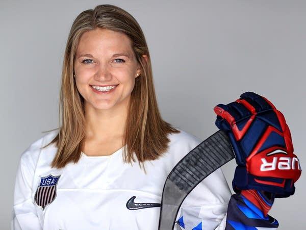 Lee Stecklein, Team USA women's hockey