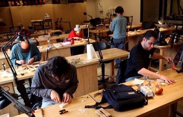 Repain workshops