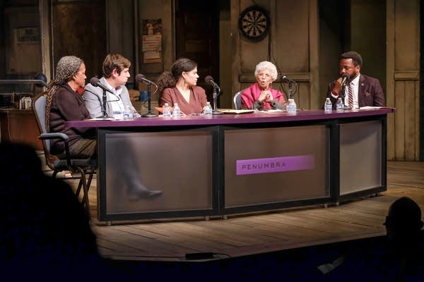 Penumbra Theatre hosted a panel discussion