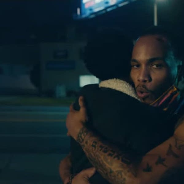 Still from Anderson.Paak's 'Lockdown' video
