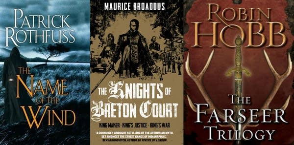 Fantasy series to fill the 'Game of Thrones' gap