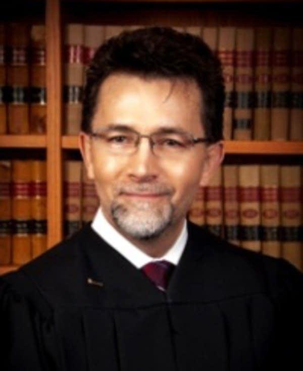 Judge Alan F. Pendleton