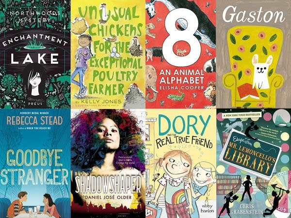 Summer reads for the younger set