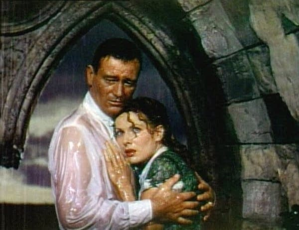 A still from The Quiet Man