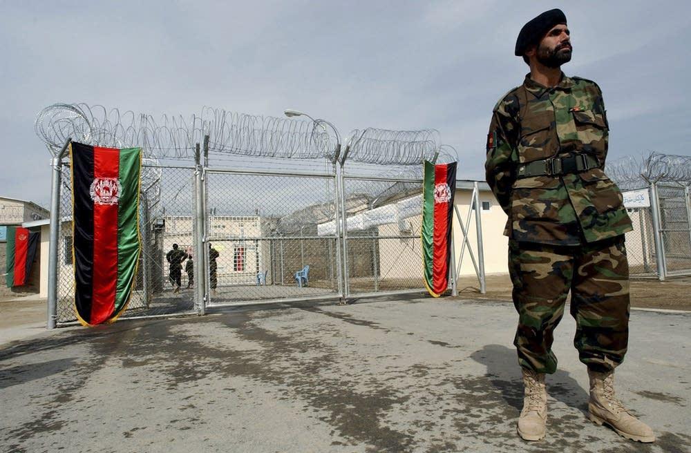 Afghan prison