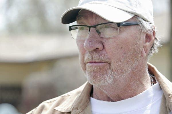 Bob Bowers, 73, remembers seeing the 102-pound sturgeon.