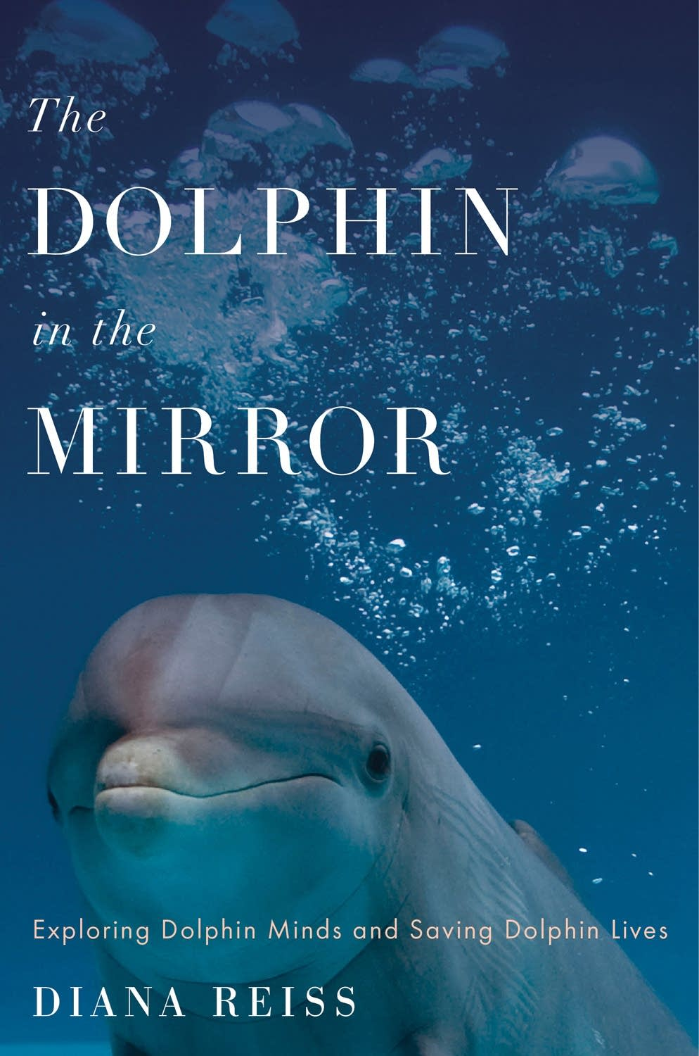 'The Dolphin in the Mirror' by Diana Reiss