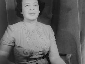 Composer Margaret Bonds