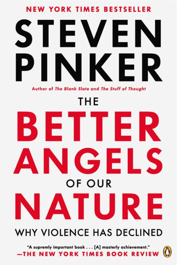 'The Better Angels of Our Nature'
