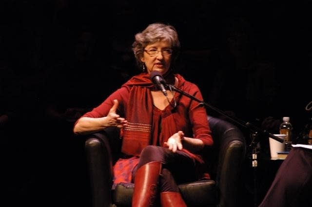 Author Barbara Kingsolver