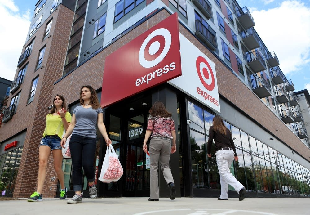 The Target Express in Dinkytown