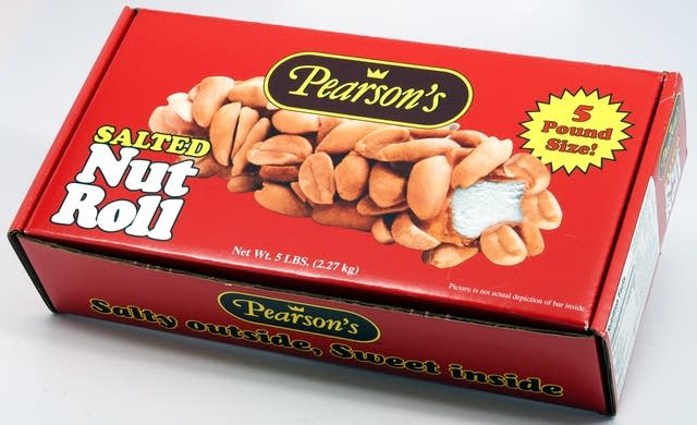 Pearson's Nut Roll