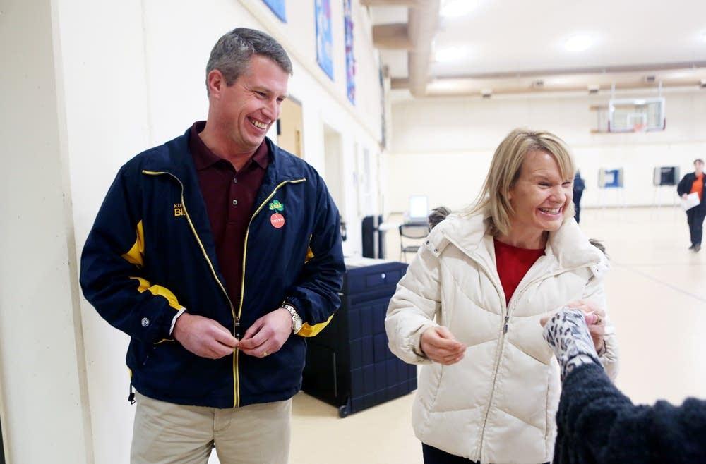 Kurt and Cindy Bills
