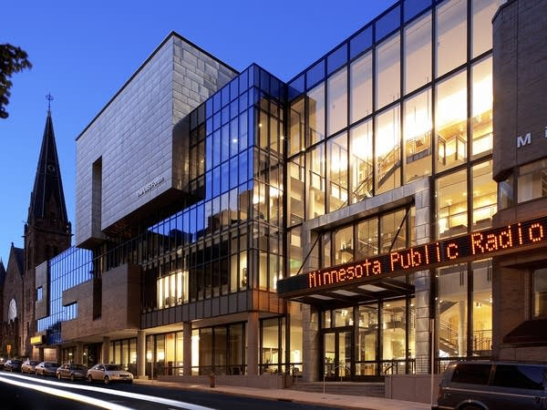 MPR|APM headquarters in downtown St Paul