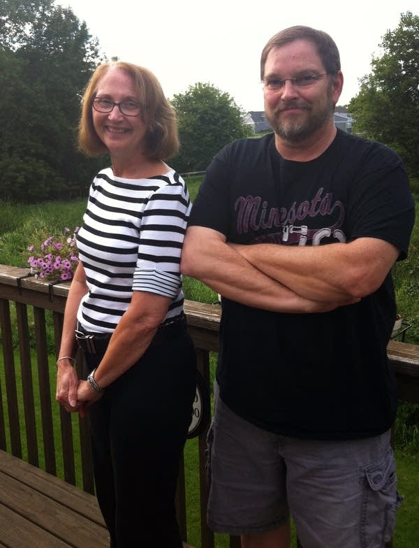 Libby and Dennis Strong