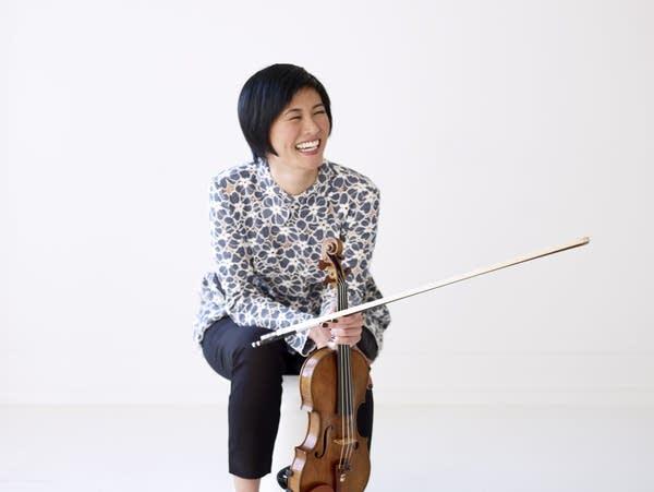 Violinst Jennifer Koh