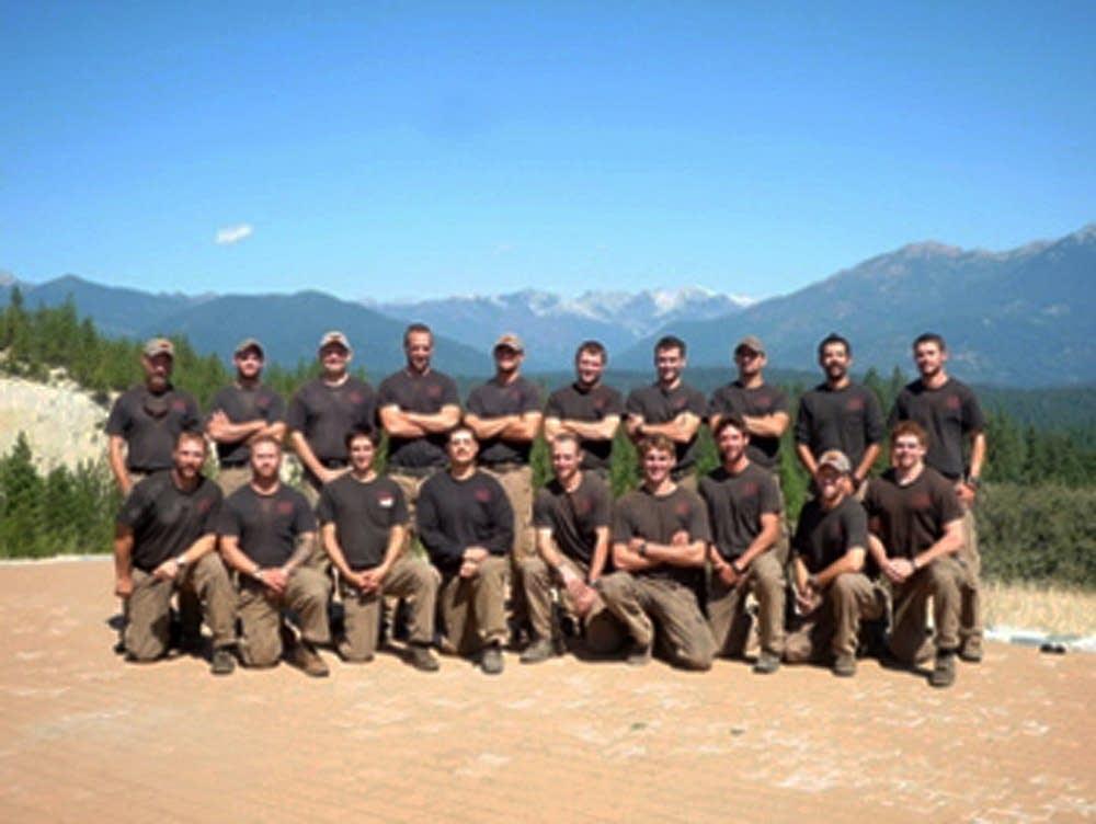 The Granite Mountain Interagency Hotshot Crew