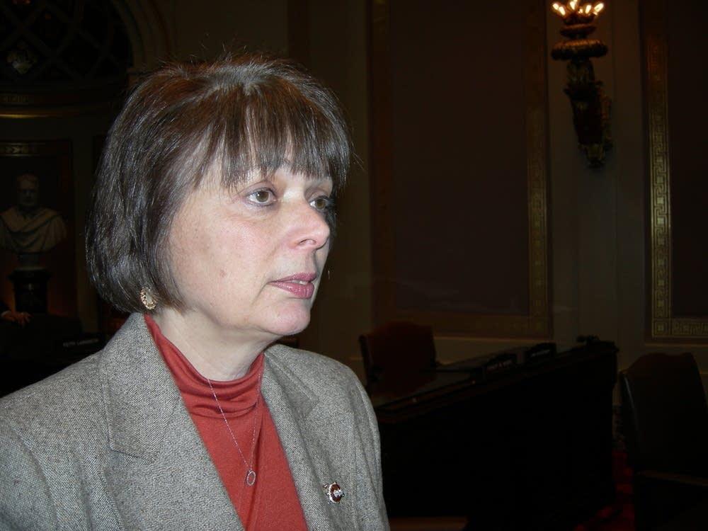 DFL Senator Sandy Pappas