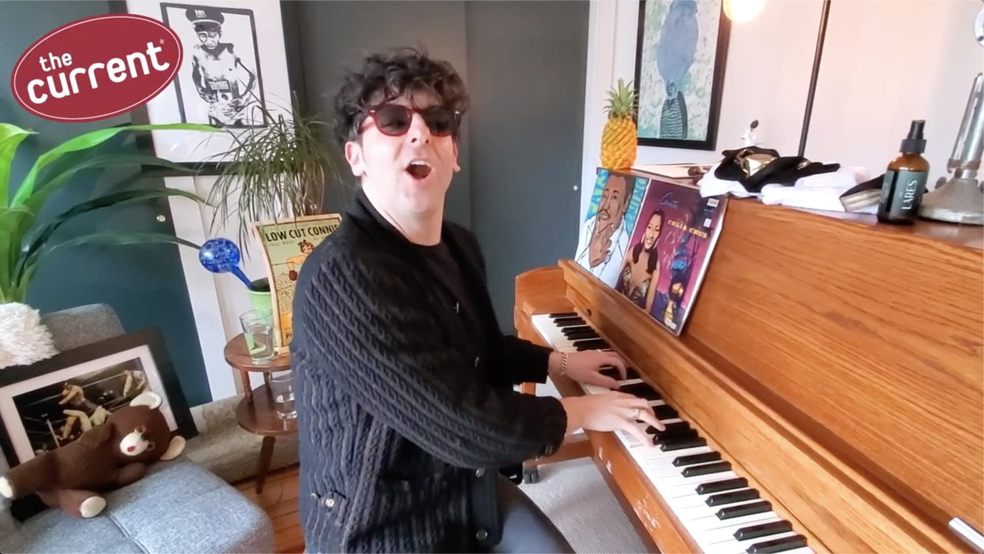 Live Virtual Session - Adam Weiner of Low Cut Connie