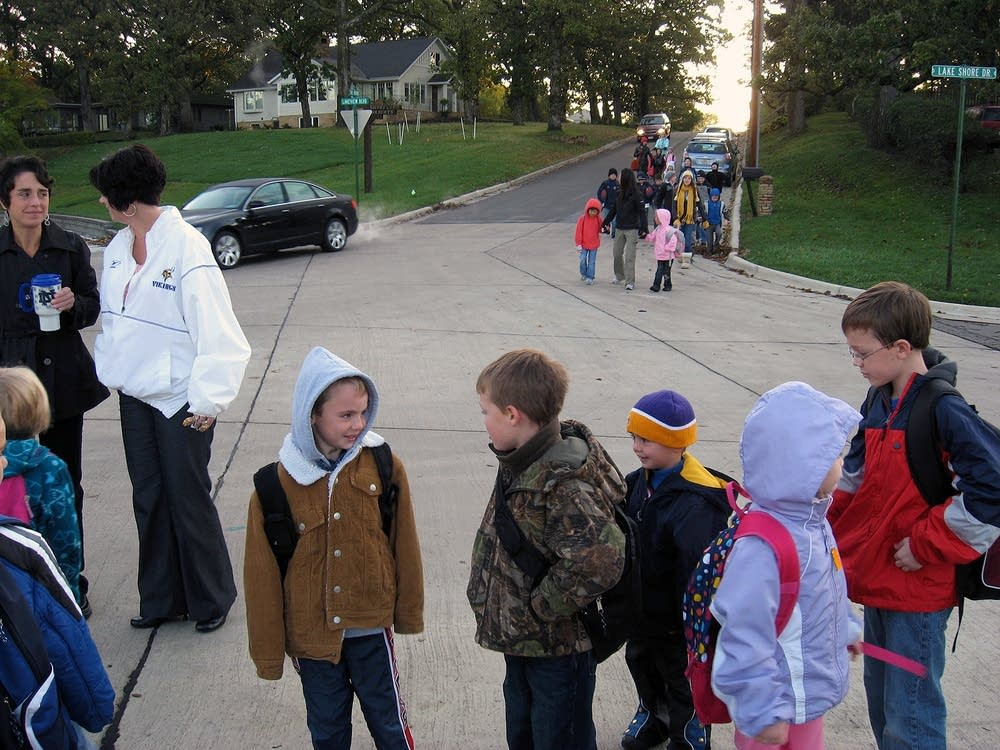 'Walking School' program