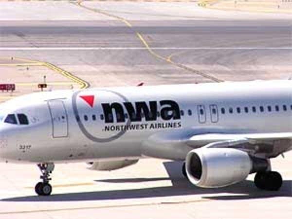 Northwest plane