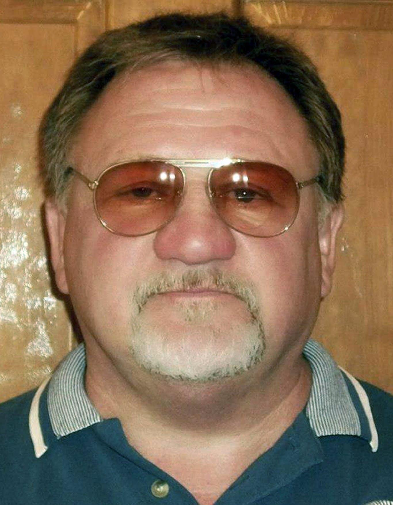 Facebook photo of James T. Hodgkinson