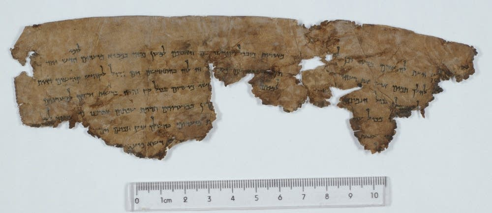 The Community Rule Scroll