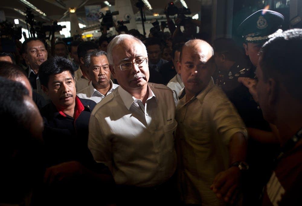 Malaysian Prime Ministe