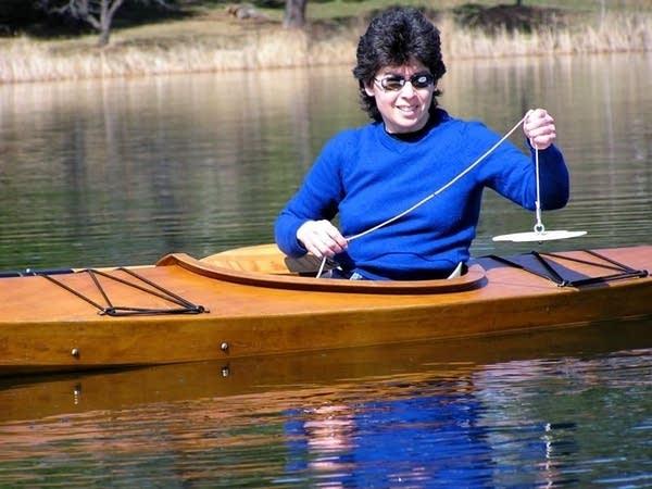 The Kayak Lady