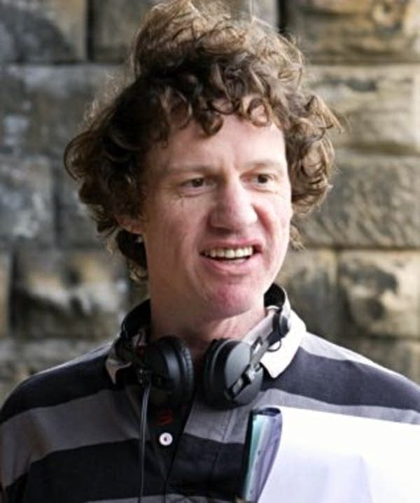 English satirist Chris Morris