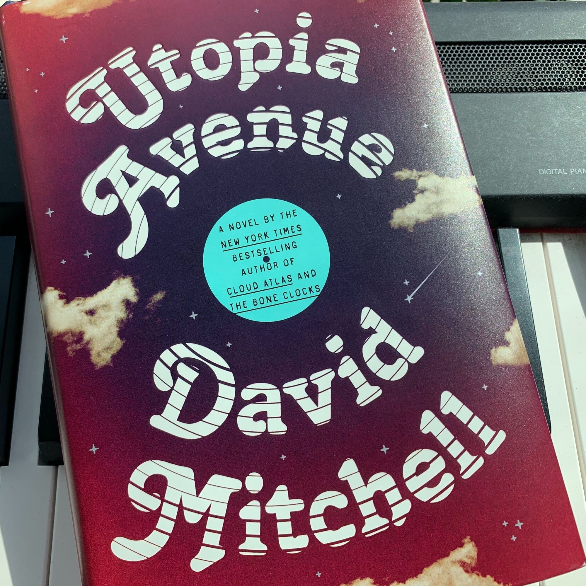 David Mitchell's 'Utopia Avenue.'
