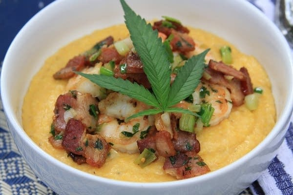 Cooking with Cannabis Ganja Grits