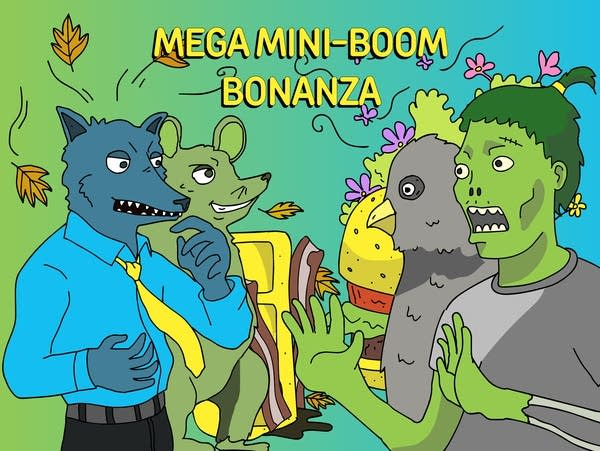 Mega Mini-Boom Bonanza