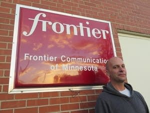 Bill Rosa says the Frontier needs to improve service and maintenance