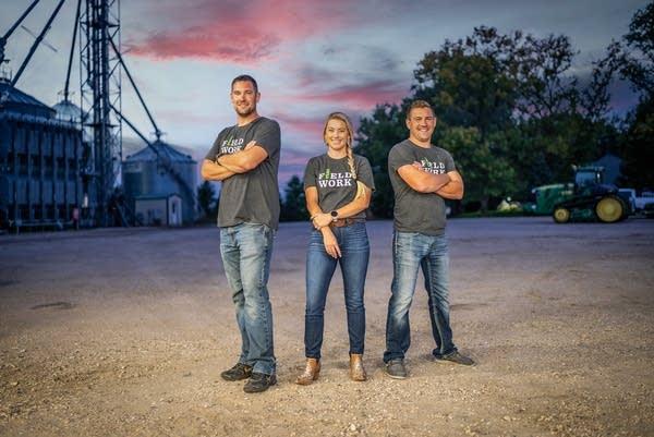 Zach, Tara, Mitchell