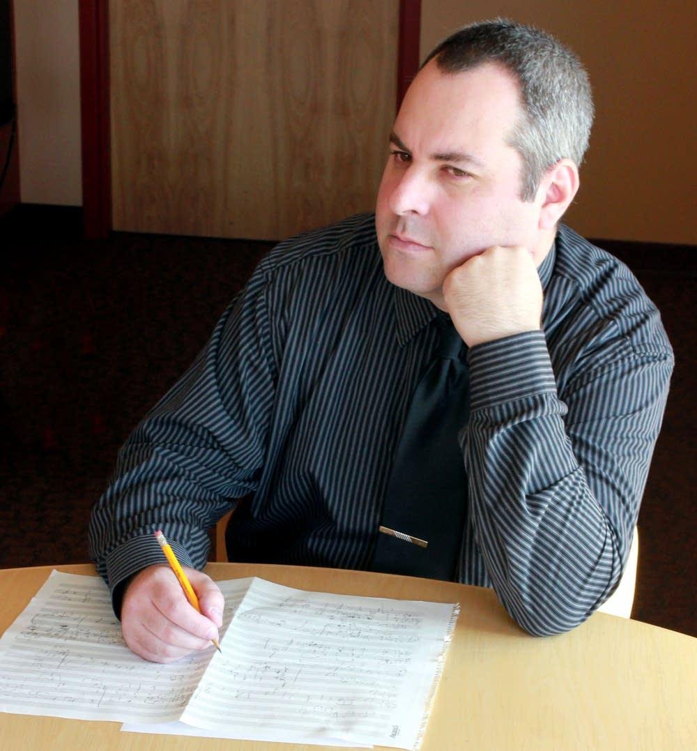 Composer Justin Henry Rubin