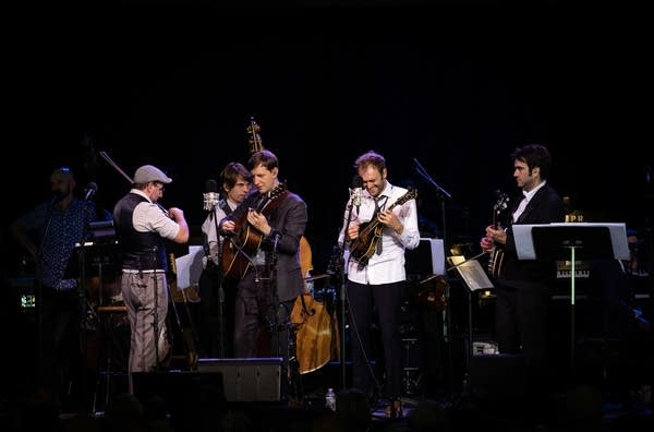 """Radio Boogie"" performed by Punch Brothers."