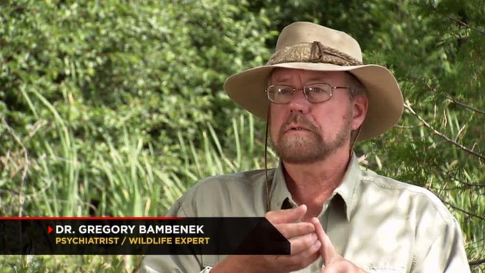 Dr. Gregory Bambenek