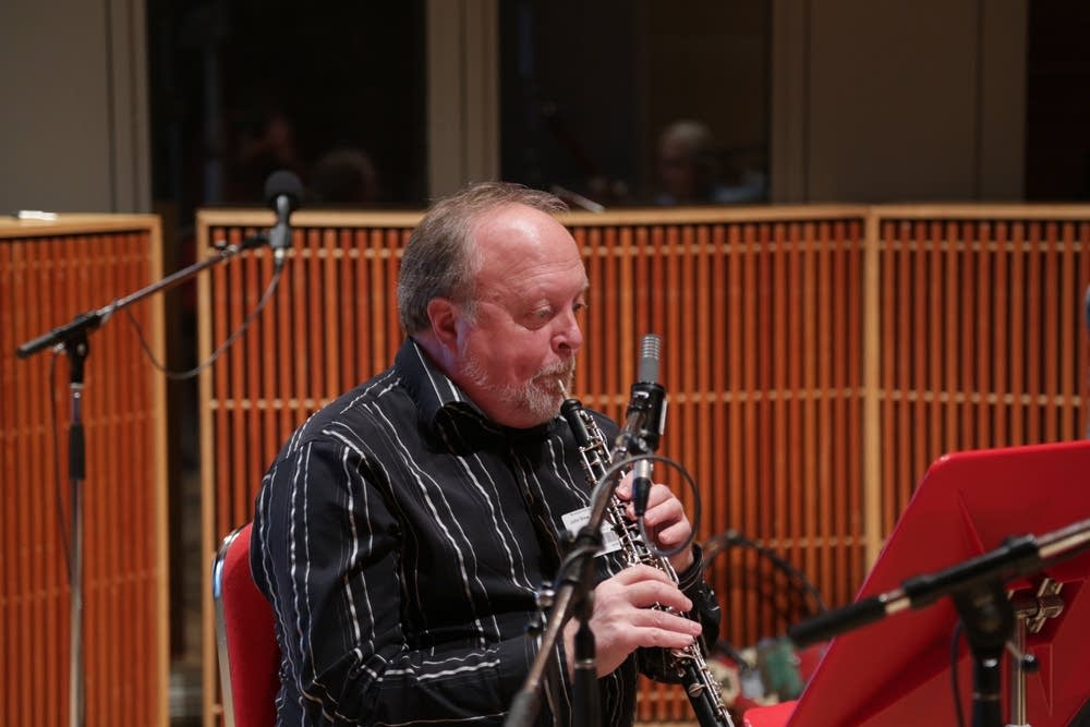 musical offering oboist john snow 2